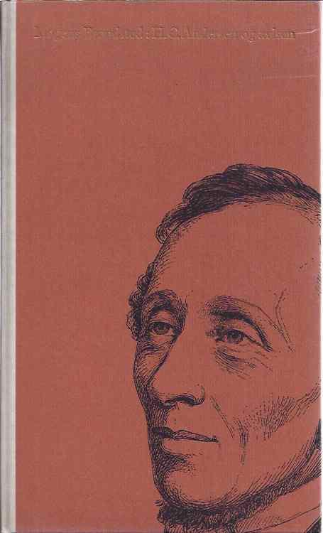BRONSTED, MOGENS. - H.C. Andersen og Avisen. Usendes af Fyens Stifstidende i anledning af bladets 200 ars jubileum.