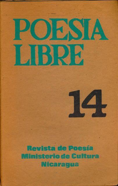 VALLE-CASTILLO, JULIO (EDIOTOR). - Poesia Libre 14.