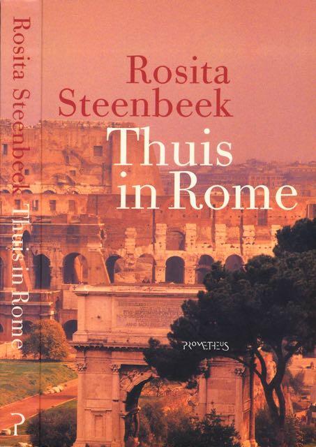 STEENBEEK, ROSITA. - Thuis in Rome.